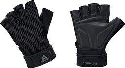 Guantes Training Climacool_black/iron met./matte silver
