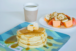 Lunche Hot Cakes