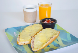 Lunche Molletes