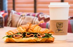 Combo Café Croissant