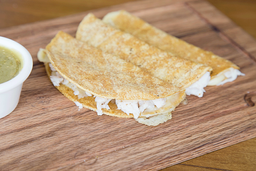 Quesadillas con Pavo