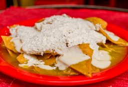 Chilaquiles Solos