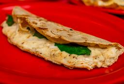 Quesadilla ( Queso, Epazote y Cebolla )