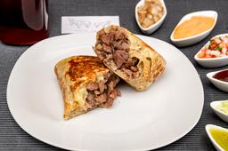 Personaliza Tu Burrito Tamaño Grande