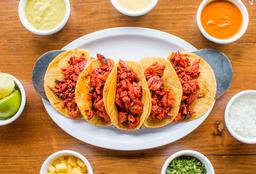 Orden Tacos tradicional
