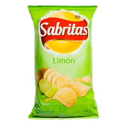 Sabritas Papas Limón