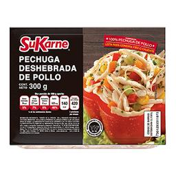 Deshebrada De Pollo Sk 300 g