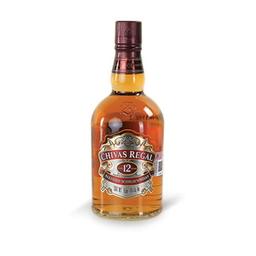 Whisky Chivas Regal 12 750 mL
