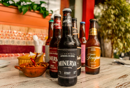 Cerveza Minerva Stout Imperial