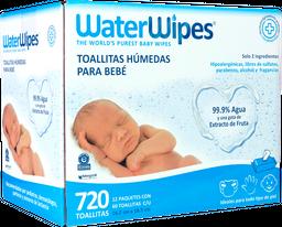 Toallitas Húmedas para bebés WaterWipes