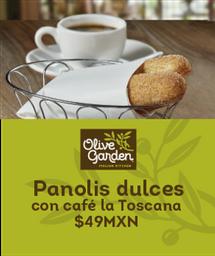 Panolis Dulces + Café