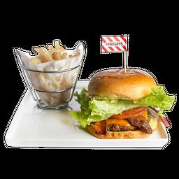 Bacon Cheseburger