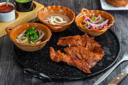 Cecina Enchilada