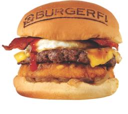 Breakfast all Day Burger