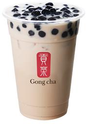 Tapioca Black Milk Tea