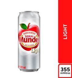 Sidral Mundet Light 355 ml