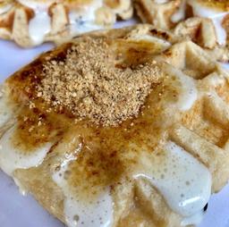 Waffle de Smore´s