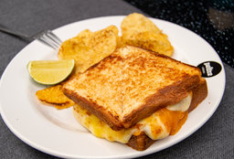 Grilled Cheese Sándwich