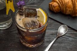Café Cold Brew Tonic