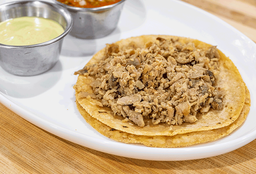 Tacos de Asado