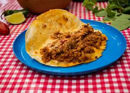 Taco Chori Queso