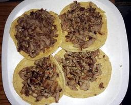 Taco Bistec de Cerdo