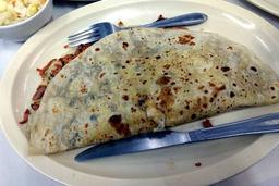 Mega Gringa de Chorizo