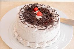 Pastel Chocolate Helado