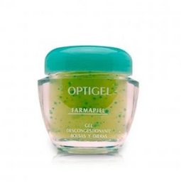 Gel Descongestionante Optigel Te Verde 15 g
