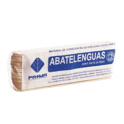 Abatelenguas Proma 25 U