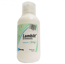 Lamblit Suspensión 120 mL (2.5 g)