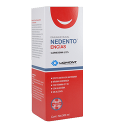 Nedento Encías 12% 300 mL (0.12%)