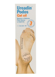 Gel Oil Ureadin Podos Repara Pies Secos  75 mL