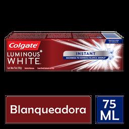 Pasta Dental Colgate Luminous White Instant 75 mL