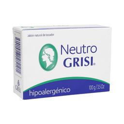 Jabón Grisi Neutro Barra 100 g