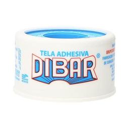 Tela Adhesiva Dibar 2.5 Cm X 5 M