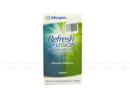 Solución Oftálmica Refresh Fusion 10 mL