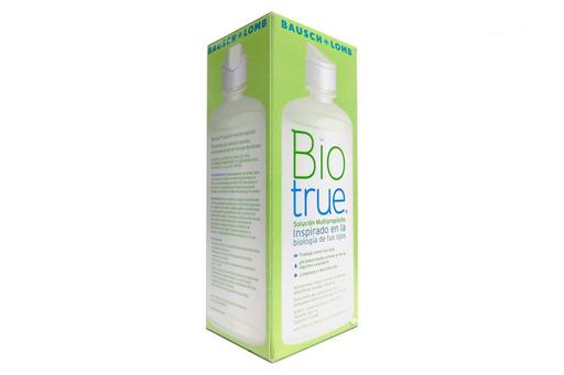 Solución Para Lentes de Contacto Biotrue