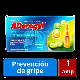 Aderogyl 15 Solución Bebible 1 U (3 ml)