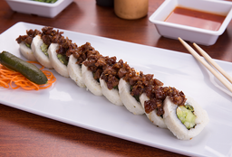 Sushi Beef Roll