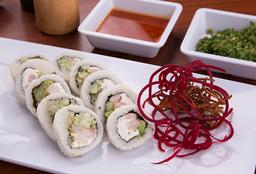 Sushi California Roll con Camarón