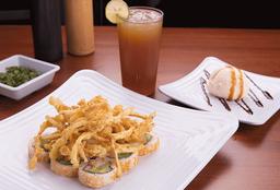 Sushi el Crunchy Roll