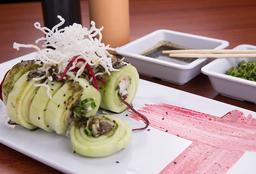 Sushi Aguachile Roll