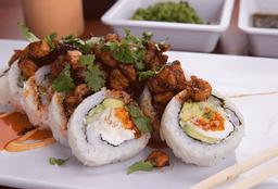 Sushi Pulpo Alguajillo Roll
