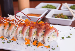 Sushi The Best Roll