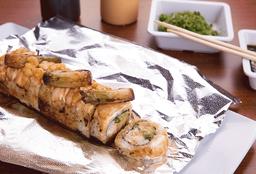 Sushi en Llamas