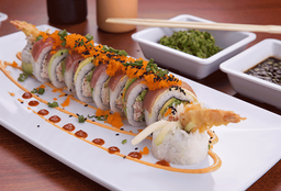 Sushi Doble U Roll