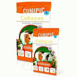 Cunipic Alimento Para Cuyos    3 kg