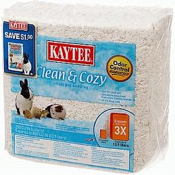 Kaytee Cama Clean & Cozy Blanco   4 lts