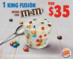 King Fusion M&M'S